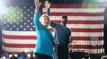 Hillary Clinton,LeBron James
